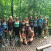 A student studying abroad with Broadreach: Multiple - Costa Rica Veterinary Experience