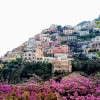 A student studying abroad with SAI Programs: Sorrento - Sant'Anna Institute