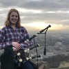 A student studying abroad with Direct Enrollment: Edinburgh - Heriot-Watt University