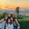 A student studying abroad with SAI Programs: Florence - Florence University of the Arts