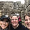 A student studying abroad with Webster University: Athens - Odyssey in Athens