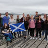 A student studying abroad with ISA Study Abroad in Stirling, Scotland