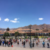A student studying abroad with SIT Study Abroad: Peru - Indigenous Peoples and Globalization