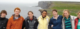 Fairfield University: Galway - Semester or Year in Ireland