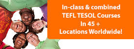 International TEFL and TESOL Training: Prep Courses so you can Teach English Worldwide