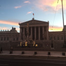 Stephen F. Austin State University (SFA): Traveling in Central Europe - American Government - Theory Photo