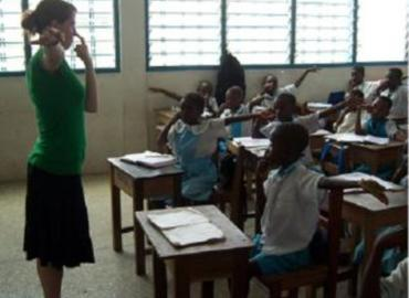 Study Abroad Reviews for SUNY Geneseo: Traveling - Student Teaching in Ghana
