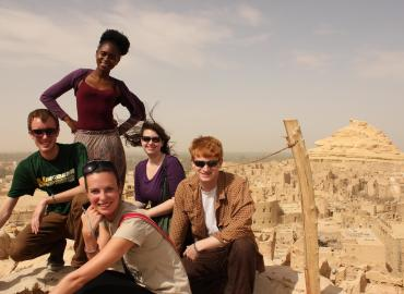 Study Abroad Reviews for AMIDEAST: Cairo - Area & Arabic Language Studies in Egypt