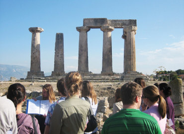 Study Abroad Reviews for Arcadia: Athens - Arcadia in Greece