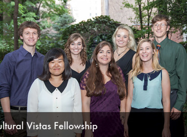 Study Abroad Reviews for Cultural Vistas: Cultural Vistas Fellowship