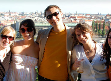 Study Abroad Reviews for CIEE: Prague - January Communications, New media + Journalism