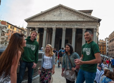 Study Abroad Reviews for The American University of Rome: Rome - Direct Enrollment & Exchange