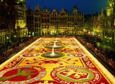 Study Abroad Reviews for IFE: Brussels Field Study