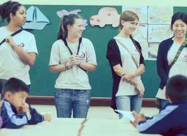 Study Abroad Reviews for International Volunteer HQ - IVHQ:Volunteer in Peru