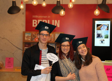Study Abroad Reviews for EF International Language Centers: Study German in Berlin