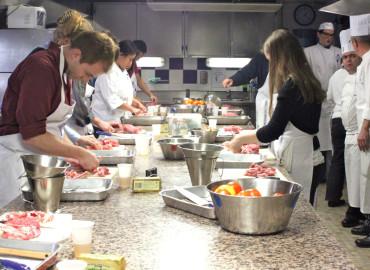 Study Abroad Reviews for Le Cordon Bleu: Wellington - Culinary Arts and Hospitality Programs