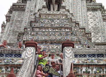 Study Abroad Reviews for WMU: Business and Culture in Thailand (Faculty-Led)