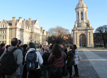 Study Abroad Reviews for University of Minnesota: Business in Dublin