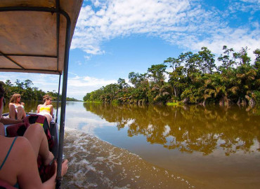 Study Abroad Reviews for Planet Conservation: Active Roundtrip in Costa Rica