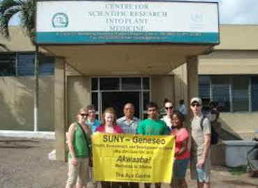 Study Abroad Reviews for SUNY Geneseo: Kumasi - Global Health in Ghana