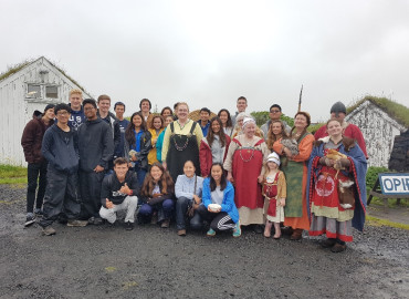 Study Abroad Reviews for Understand Iceland: Viking Visions in West Iceland