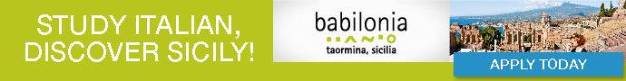 Babilonia: Taormina - Italian courses in Sicily, Italy