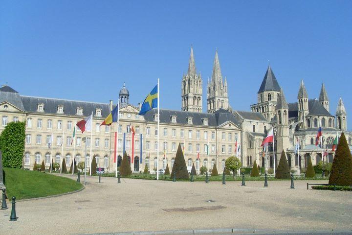 University of Caen Normandy - Wikipedia