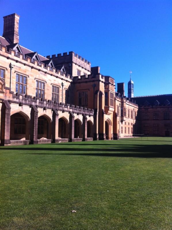 Neuroscience photography courses sydney university