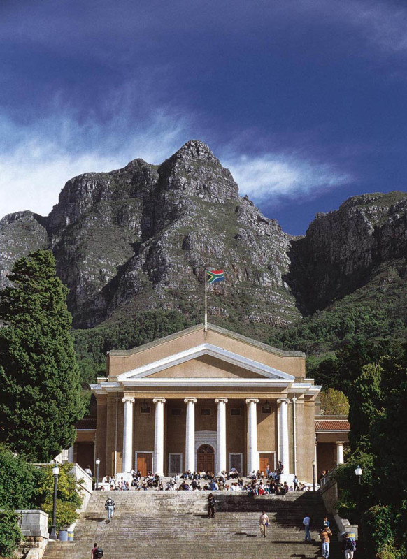 Study at the University Of Cape Town with IES Abroad