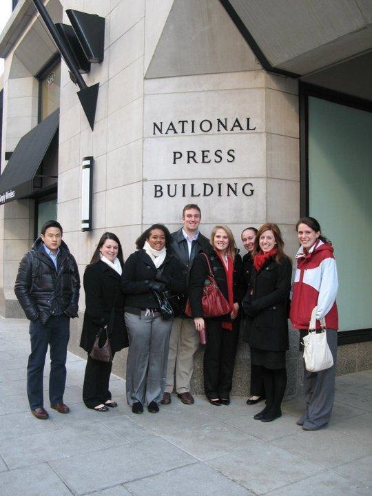 Georgetown University: Washington, DC - Semester in
