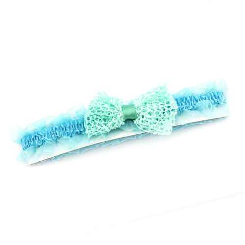 Pretty Blue Bow Hair band for Kids