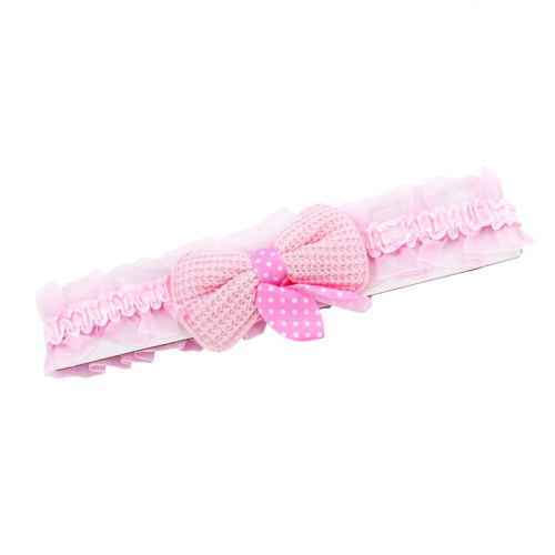 Pretty Pink Bow Hair band for Kids