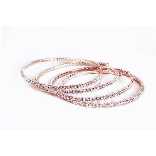 Shimmery Diamonds Bracelet