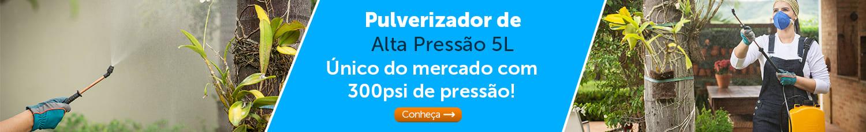 Pulverizador de Alta Pressão 5L. Aproveite!