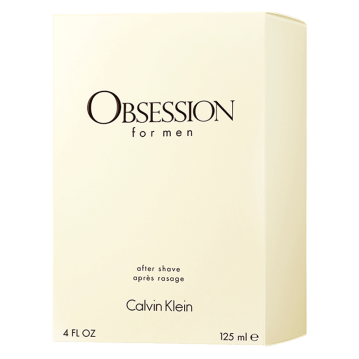 Calvin Klein Obsession for Men Aftershave 125 ml