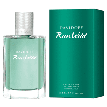 Davidoff Run Wild for Him Eau de Toilette (EdT) 100 ml