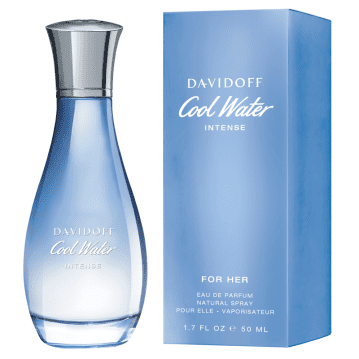 Davidoff Cool Water Woman Intense Eau de Parfum (EdP) 50 ml