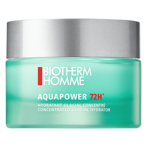 Biotherm Homme Aquapower 72H Concentrated Glacial Day Gel-Cream 50 ml