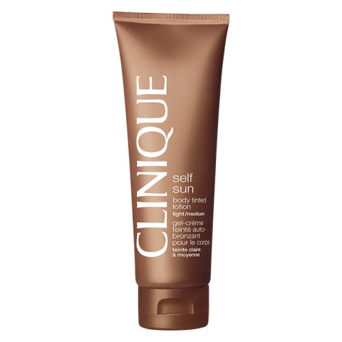 Clinique Self Sun Body Tinted Lotion Light/Medium Light-Medium 125 ml