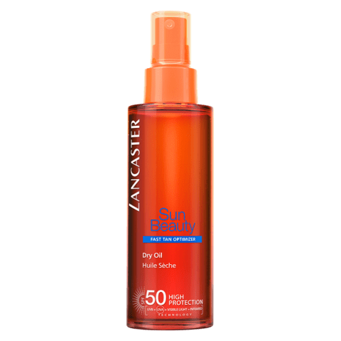 Lancaster Sun Beauty Dry Oil Fast Tan Optimizer SPF 50 150 ml