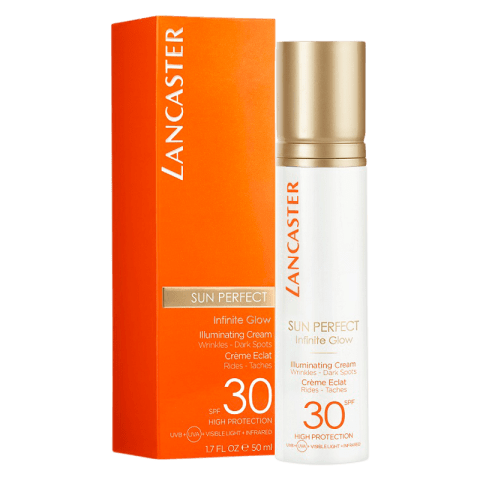 Lancaster Illuminating Cream Face SPF 30 Orange 50 ml