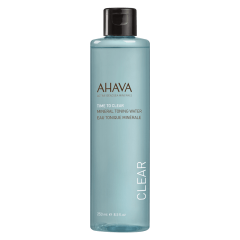 AHAVA Time to Clear Mineral Toning Water 250 ml