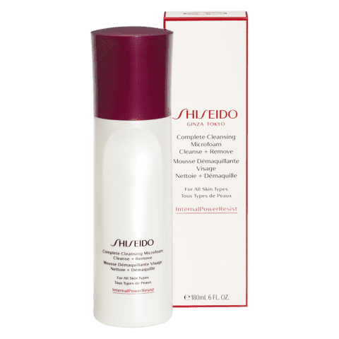 Shiseido Complete Cleansing Microfoam 180 ml