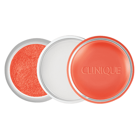 Clinique Sweet Pots Sugar Scrub & Lip Balm 02 Orange Blossom 12 gr