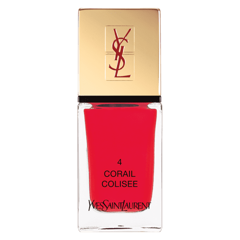 Yves Saint Laurent La Laque Couture Nail Polish 04 Corail Colisee 10 ml