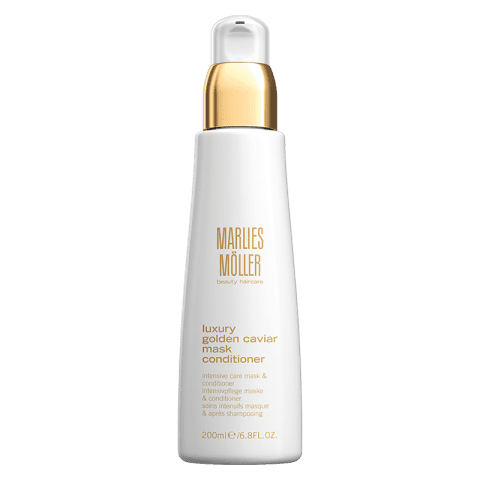 Marlies Möller Luxury Golden Caviar Mask Conditioner 200 ml