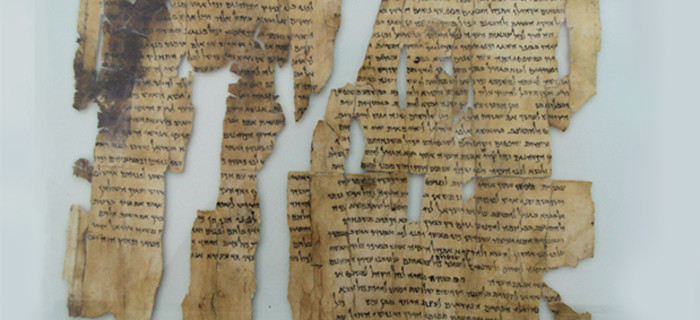 The Dead Sea Scrolls
