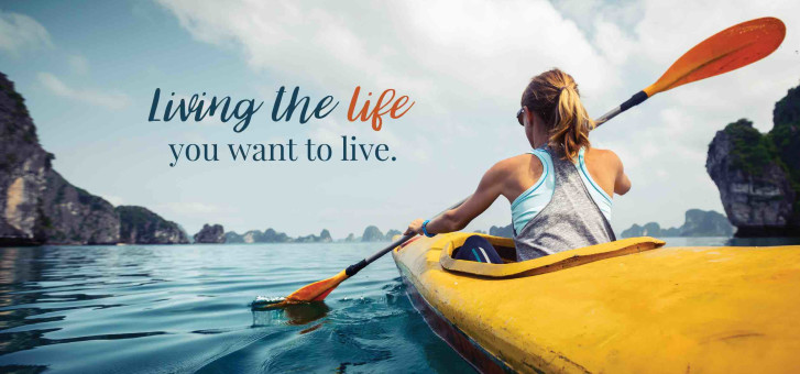Taking Charge of Your Life
