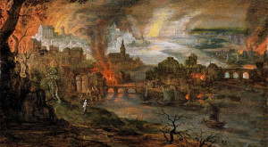 Destruction of sodom wdlyjg