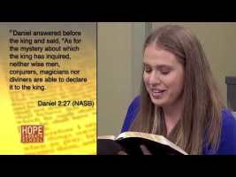 The Bible and Prophecy